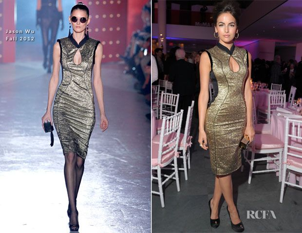 Camilla Belle In Jason Wu – 'The Five Year Engagement' Premiere Party