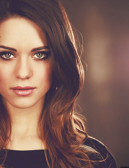 Lyndsy Fonseca. I'm slightly obsessed with her. She's gorgeous.
