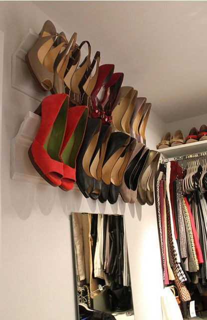 10 conseils pour organiser son garde-robe | Les idées de ma maison Photo: ©refreshingthehome.com #deco #garderobe #walkin #organisation #espace #conseils #trucs #suggestions