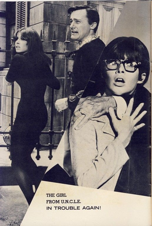 The Girl From U.N.C.L.E. was not as successful as its parent program and was cancelled after 29 episodes due to low ratings. Several crossover episodes were produced in conjunction with The Man from U.N.C.L.E., including the episode that introduced April and Mark. In their first appearance they were portrayed by Mary Ann Mobley and Norman Fell, respectively