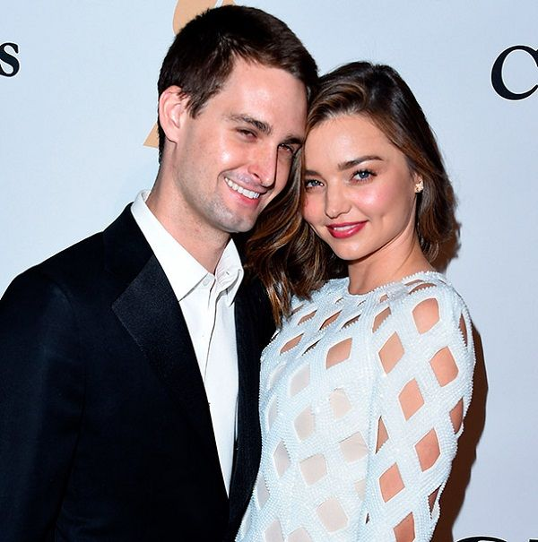 Ex de Orlando Bloom se casa con fundador de Snapchat