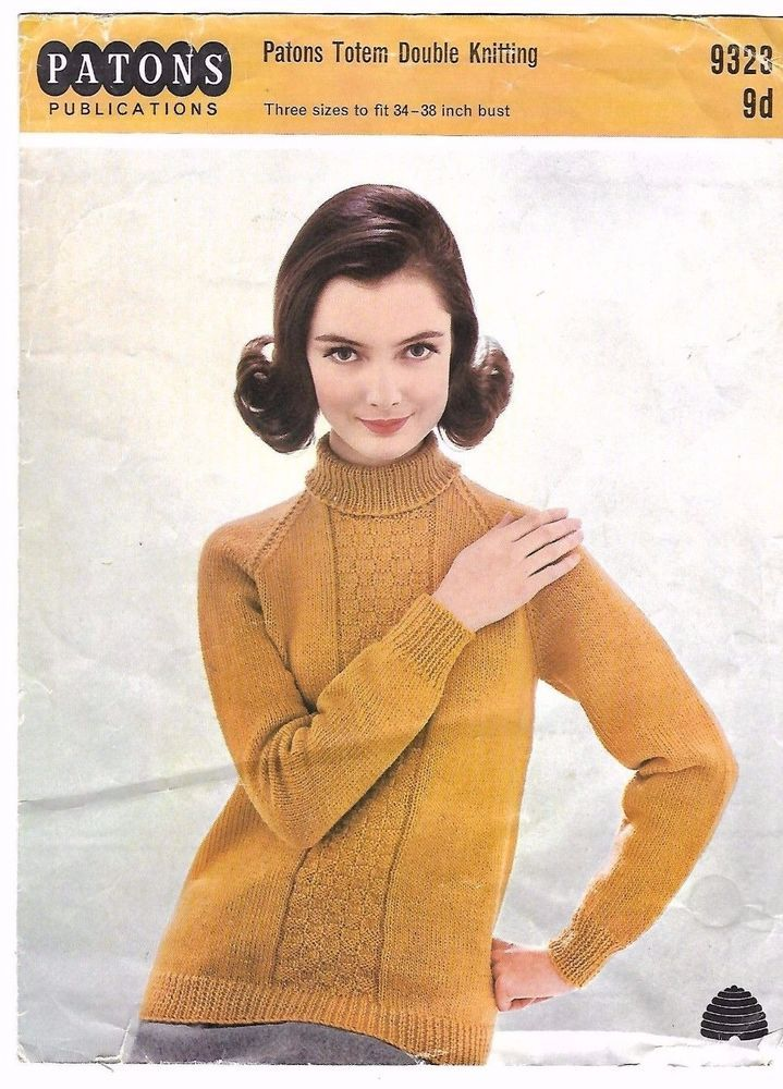 15 Best Vintage Knitting Patterns Images On Pinterest