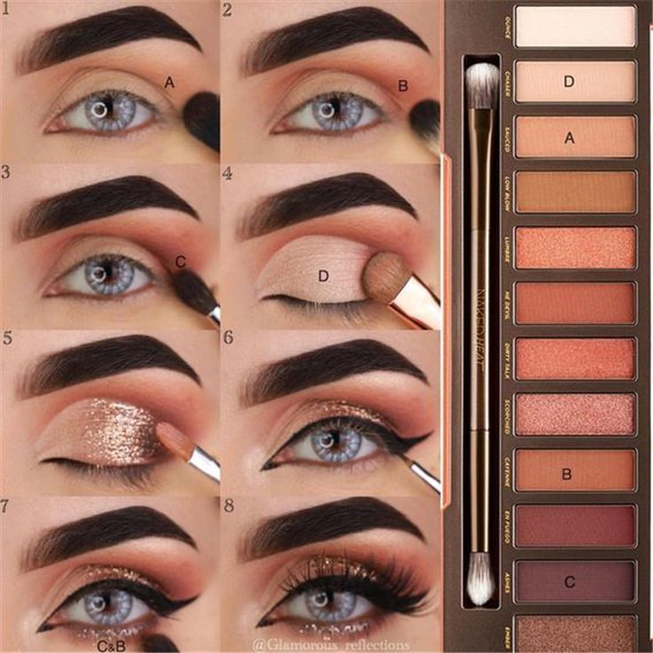 23 Natural Smokey Eye Makeup Make You Brilliant Make Up Augen
