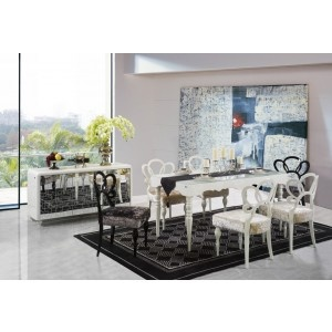 Agnes - Transitional Dining Set - Modern Dining - Dining Room