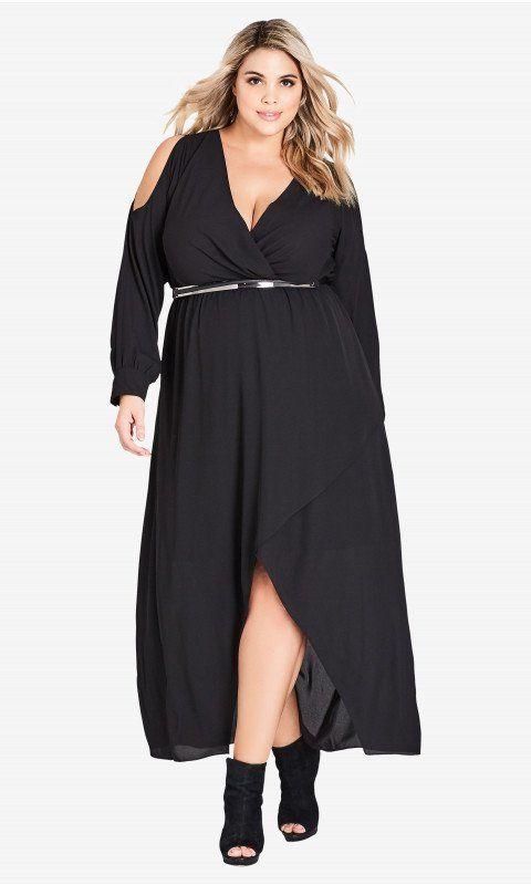 64d87004e Shop Women s Plus Size Sinister Maxi Dress - Dresses