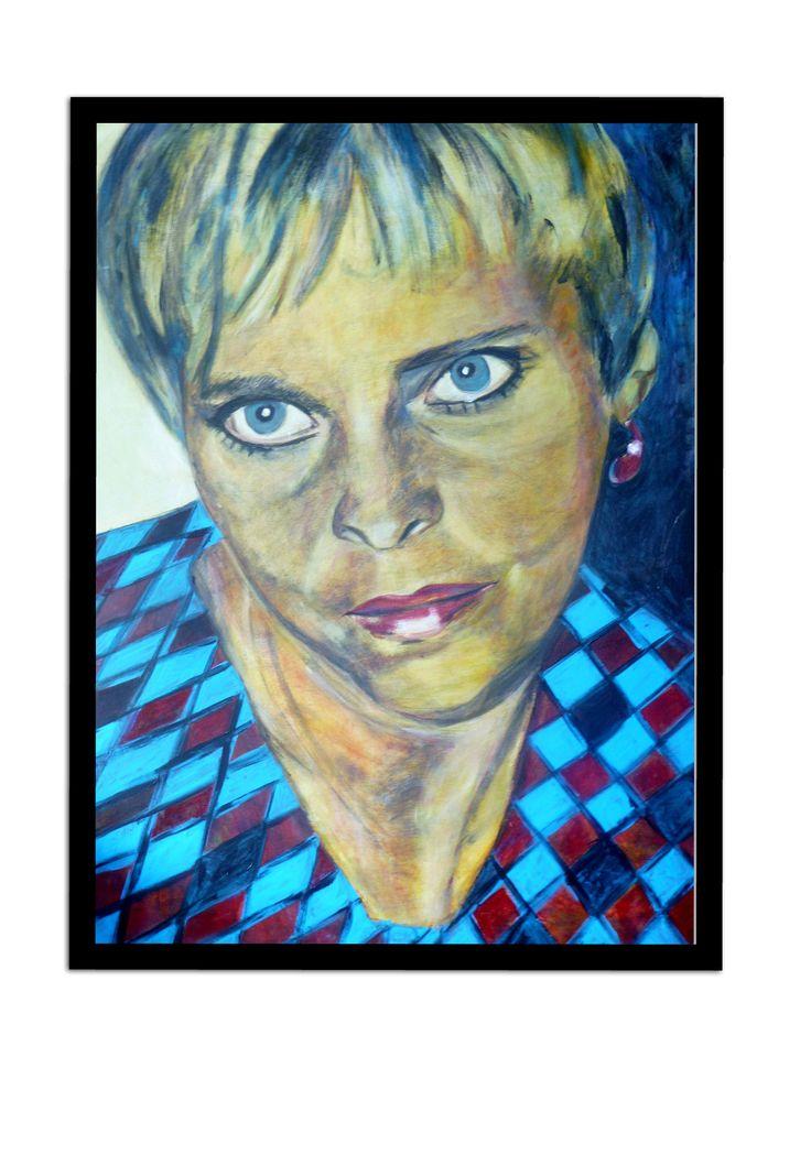 Zelf portret Lisette