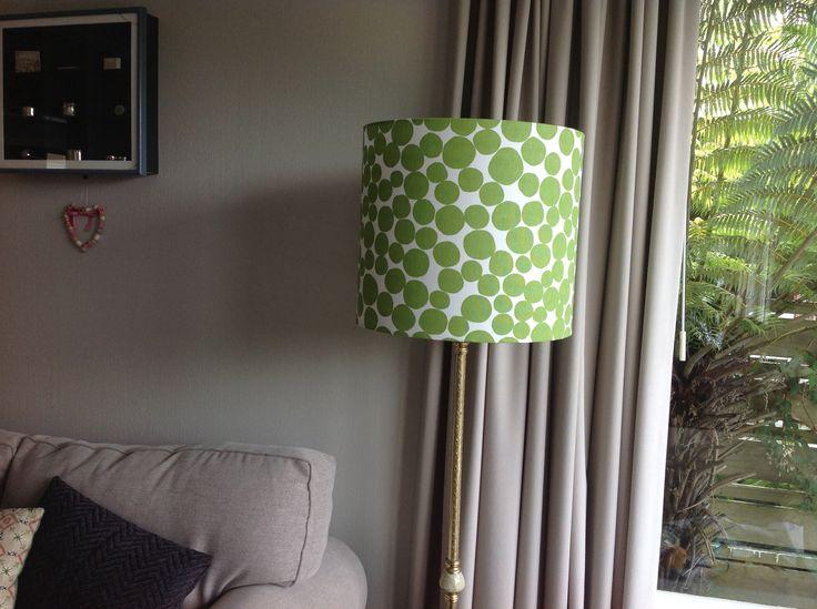 Lampshade I made.