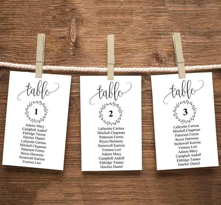 Best 25+ Rustic seating charts ideas on Pinterest Table plans - printable seating charts