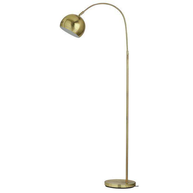 Buy Brass Floor Lamp: Brass Floor Lamp, Floor Lamp