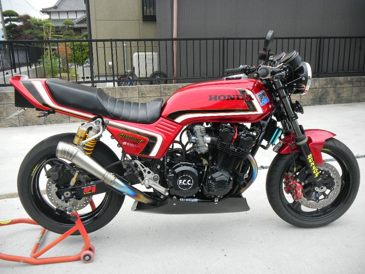 Honda CB - no other info....