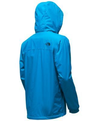 The North Face Men's Resolve Waterproof Jacket - Orange XXL