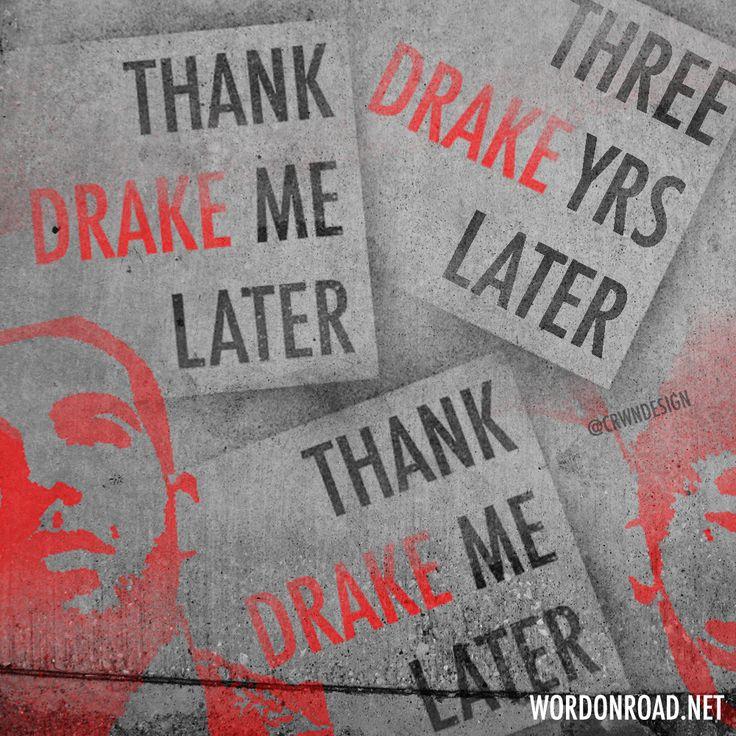 Drake's 'Thank Me Later' Turns Three