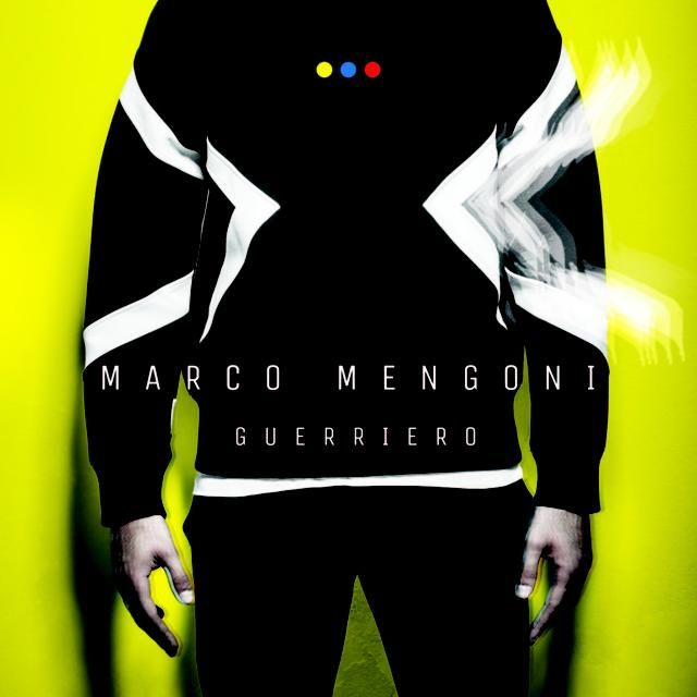 Marco Mengoni GUERRIERO (GER) Vinyl Record