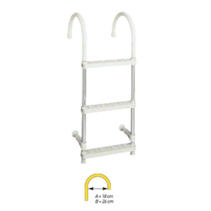 M s de 10 ideas incre bles sobre escaleras de aluminio en for Escalera de aluminio plegable