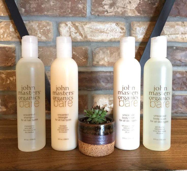 John Masters Organics è davvero vicino alle esigenze delle persone! Ecco perchè sono stati creati anche shampoo, conditioner, bagnoschiuma e latte corpo privi di aroma, per venire incontro a tutti coloro che soffrono di intolleranze o allergie o anche solo per le persone che non amano aromi nei prodotti che usano. Anche questi, prodotti 100% organici!