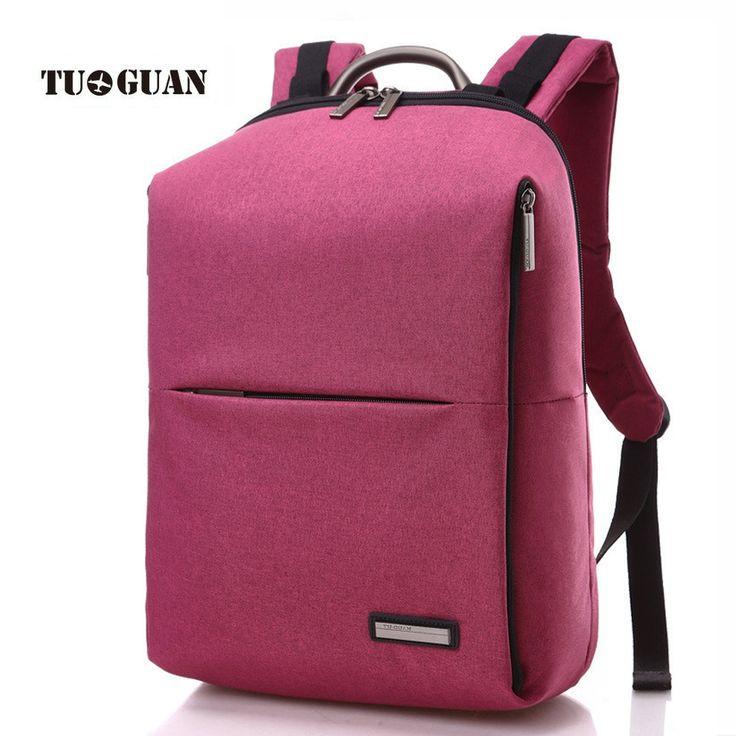 26.39$  Buy here - TUGUAN Fashion Unique Man Backpack School Backbag Square Men Backpack 14 inch Women Laptop Bag Computer business bags  #magazine