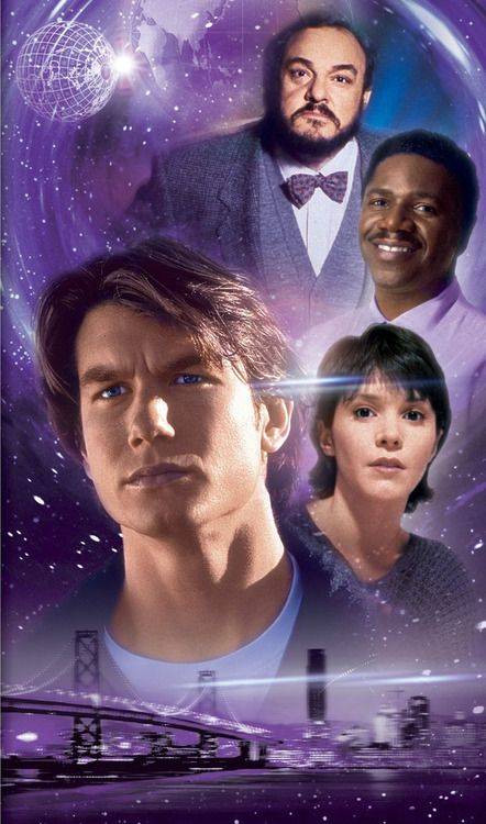Sliders.  This was a good show, until the last season anyway....