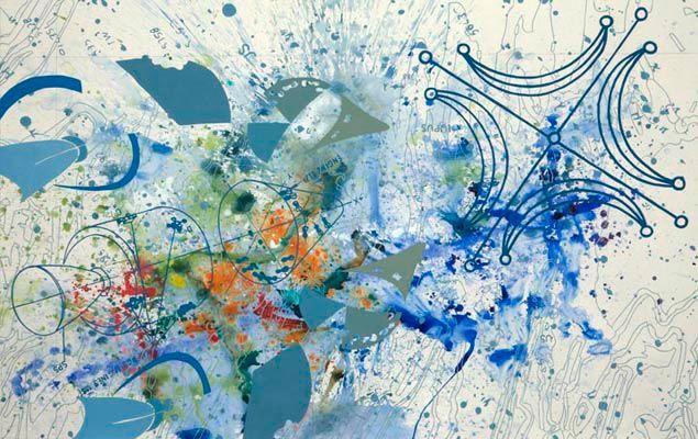 "Jesse Bransford, ""Sic Itur Ad Astra"", 2009"
