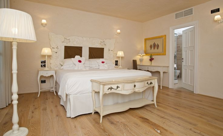 #Junior #Suite #room with double or twin bed The Hotel La Villa del Re is located in Località su Cannisoni, Castiadas, #CostaRei #Sardegna   The opening 2015 is scheduled on May 15th,  www.lavilladelre.com