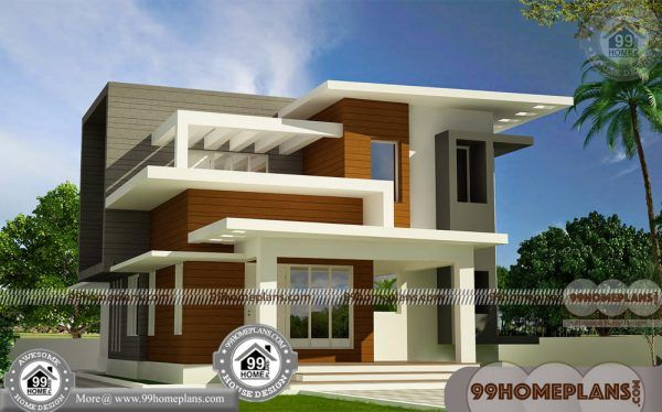 South Indian House Architecture 70 2 Storey Display Homes Collections Kerala House Design Architecture House Modern Style House Plans