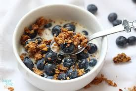 Image result for blueberries in cereal
