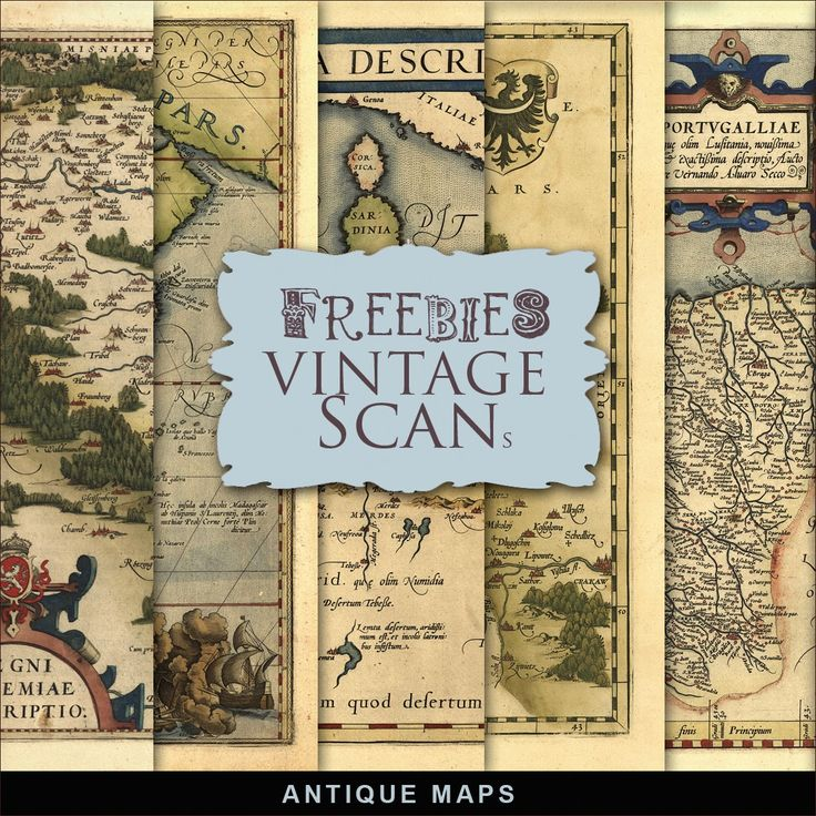 40 best paper images on pinterest antique maps old maps and freebies kit of antique maps gumiabroncs Image collections