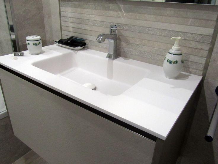 M s de 25 ideas incre bles sobre encimera lavabo en - Encimeras lavabos bano ...