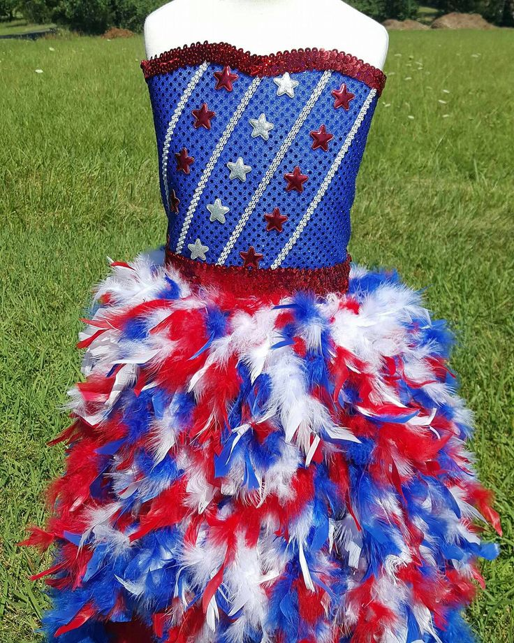 4th of July dress/patriotic pageant wear/red white and blue pageant wear/Patriotic dress/Patriotic tutu/independence pageant wear by Maggiegreyscreations on Etsy https://www.etsy.com/listing/511971384/4th-of-july-dresspatriotic-pageant