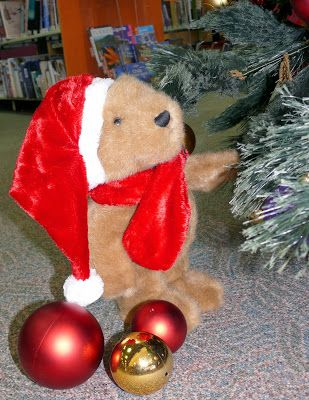 Christmas Adventures of Bing the Library Bear #1