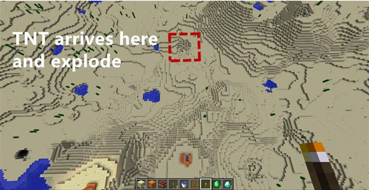 Minecraft-tnt-cannon-long-range
