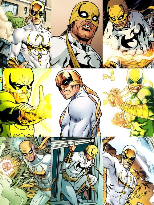 Iron Fist. In my opinion one of the most overlooked superheroes.