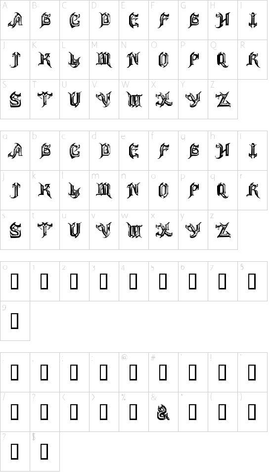 43 best Fonts-Schriften..PC images on Pinterest | Schriftarten ...