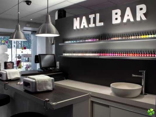 17 Best Ideas About Nail Bar On Pinterest Nail Salon