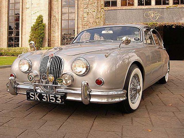 1963 Jaguar MK2.
