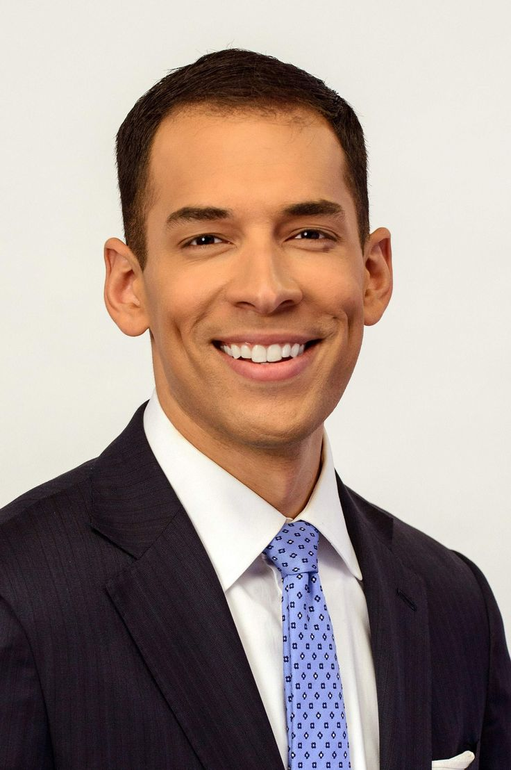"News Anchor stefan holt | Stefan Holt, son of ""NBC Nightly News"" anchor Lester Holt, soon will ..."