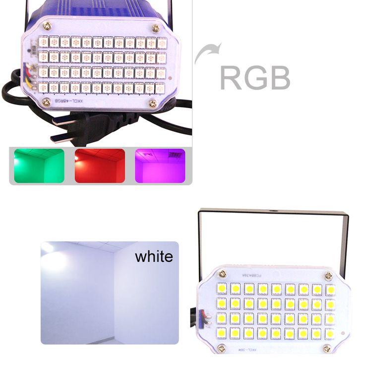 $17.16 (Buy here: https://alitems.com/g/1e8d114494ebda23ff8b16525dc3e8/?i=5&ulp=https%3A%2F%2Fwww.aliexpress.com%2Fitem%2FFactory-price-Mini-led-Stage-Lighting-Effect-Lamp-Head-Light-Disco-Flash-36-48-LED-for%2F32688921420.html ) Factory price Mini led Stage Lighting Effect Lamp Head Light Disco Flash 36/48 LED for DJ Disco Party KTV room strobe Light for just $17.16