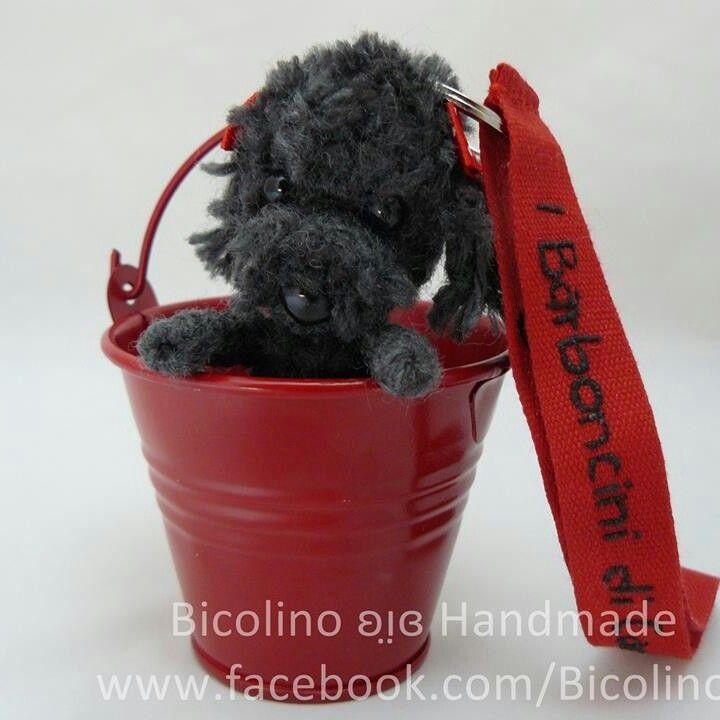 Amigurumi poodle