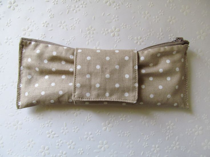 my own bow pencil case