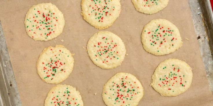 Well, four, if you count sprinkles. Plus, get more great (and easy!) sugar cookie recipes!