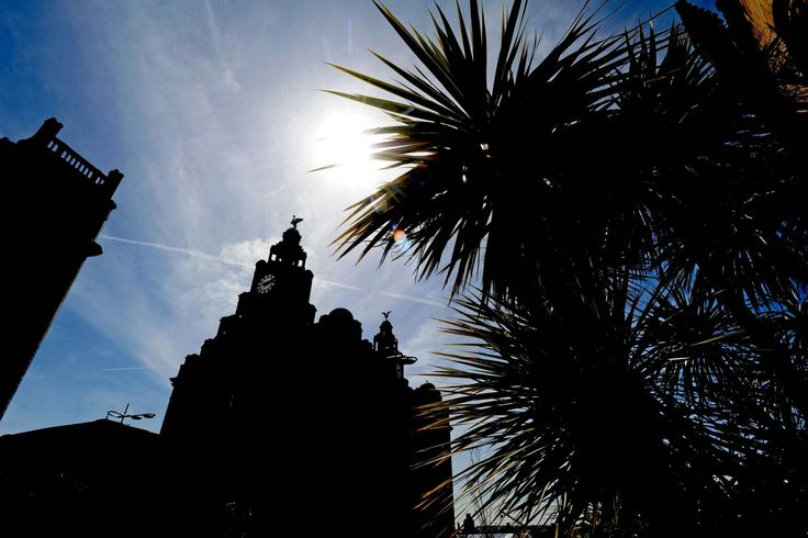 Liverpool weather pictures show the changing seasons in the city