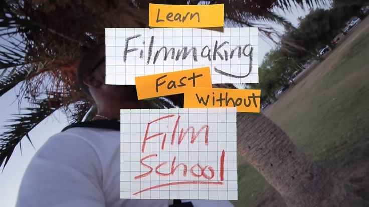 """How to Learn Filmmaking FAST! - Without Film School   Tips and tricks for teaching yourself filmmaking.  You may also like:Why I Love the Cheap Kit Lens  About D4Darious:   I share tips on filmmaking screenwriting and directing.Director writer Cinematographer Producer. Attended film school at the University of Arizona. Toured my short film """"Seafood Tester"""" to four international film festivals including Aspen Shorts fest. Toured my first feature film """"Unsound"""" on the fest circuit screening at…"""
