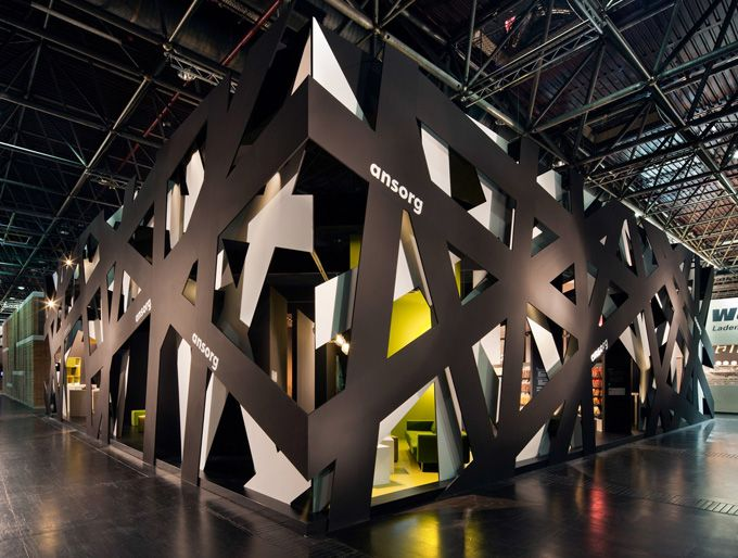 17 best images about space_exhibit i booth on pinterest | behance, Innenarchitektur ideen