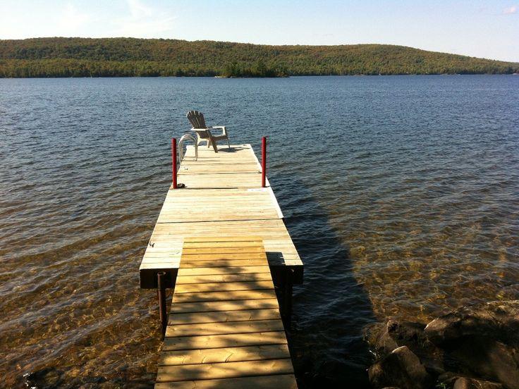 VRBO.com #457969 - Waterfront Cottage on Pristine Sand Lake Muskoka