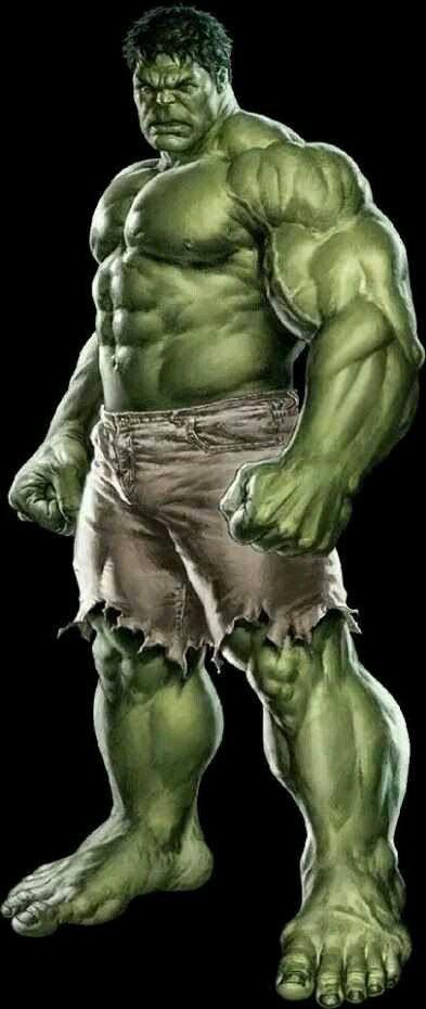 The Hulk                                                                                                                                                     Mehr