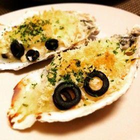 *糸島産みるく牡蠣の蟹クリームグラタン*