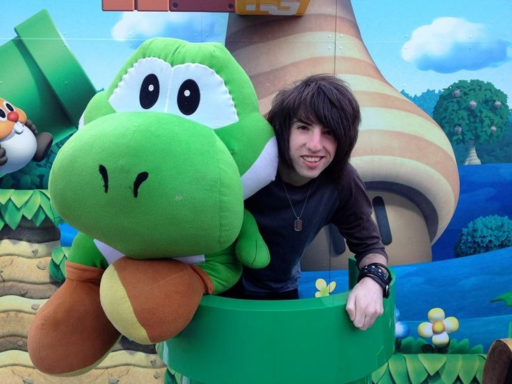 Jordan Sweeto's FAVORITE game MARIO AS ULTRA PLUSH STUFFED ANIMALS ALL OVER HIS HOUSE!!!:D but its ok at least he loves them that much to have mario, hasunumekue, and really cool friend.:) >>>> I love him omg cuteness <3