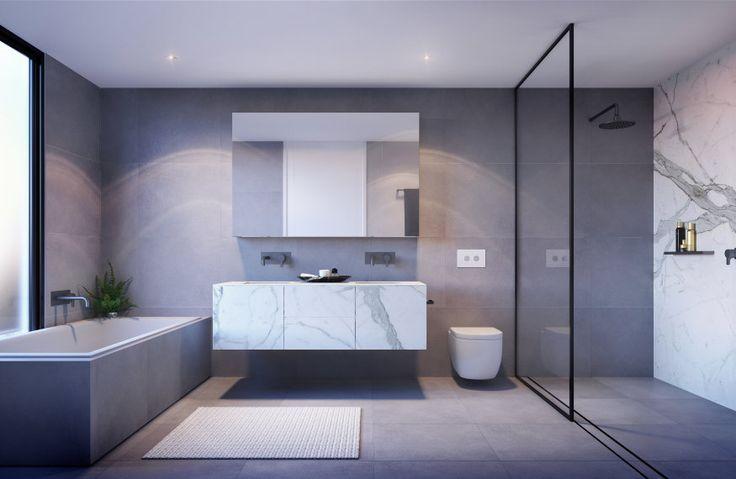 GRANDVIEW prahran hawksburn village - bathroom