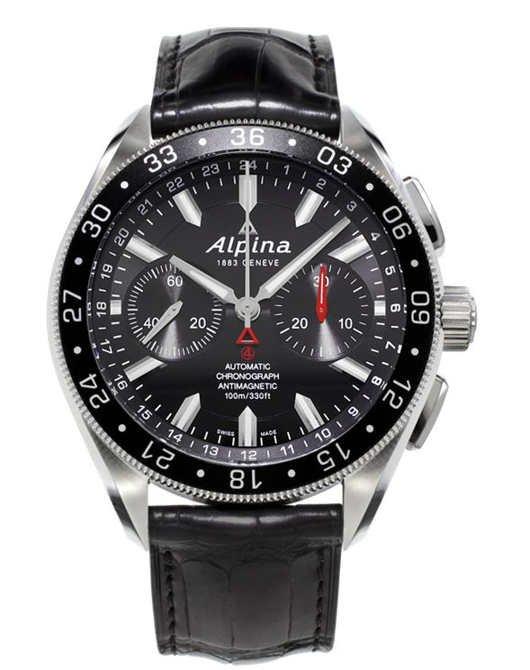 Alpiner 4 Chronograph (ref. AL-860B5AQ6)