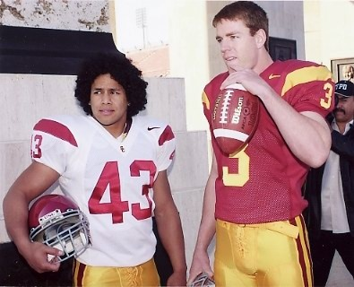 The fact that Carson Palmer and Troy Polamalu were college roommates while playing at USC may fall, for some, in the not so common knowledge category.