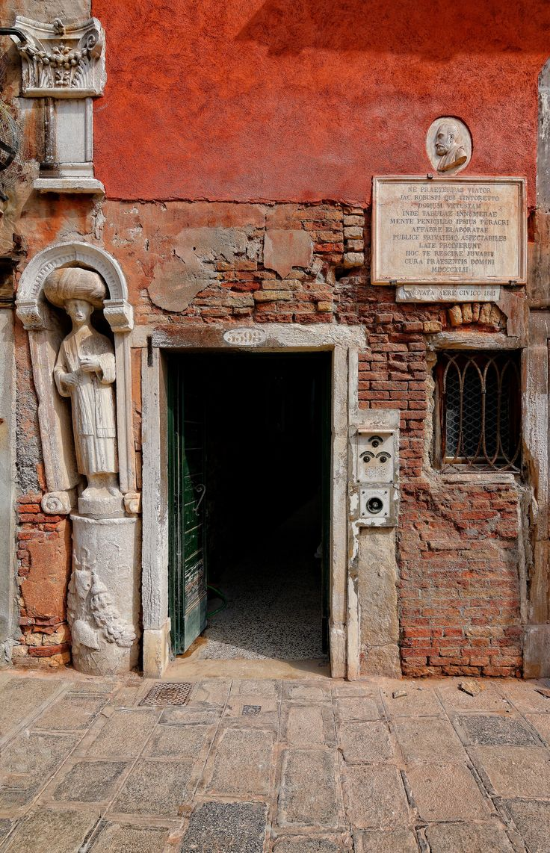 Tintoretto house | Fondamenta Contarini in Cannaregio, Venice, Veneto_ Italy